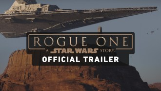 Rogue One : A Star Wars Story Bande-annonce (3) VO