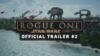 Rogue One : A Star Wars Story Bande-annonce (4) VO