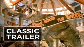 Jurassic Park Bande-annonce VO