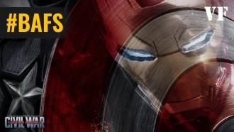 Captain America : Civil War Bande-annonce (3) VF