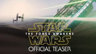Star Wars, épisode VII – Le Réveil de la Force Bande-annonce (4) VO