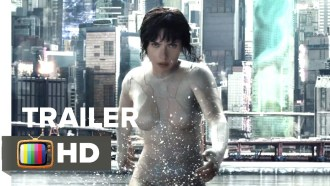 Ghost in the Shell trailer (5) VO