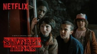 Stranger Things Bande-annonce (2) VO