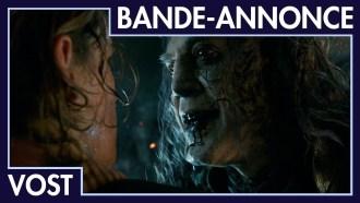 Pirates des Caraïbes : La vengeance de Salazar Bande-annonce (2) VF