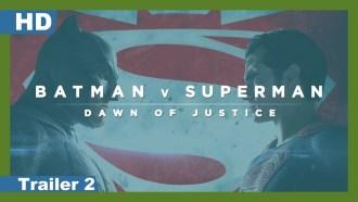 Batman v Superman : L'Aube de la justice Bande-annonce (6) VO