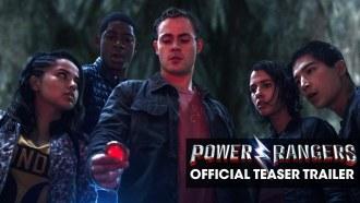 Power Rangers Teaser VO