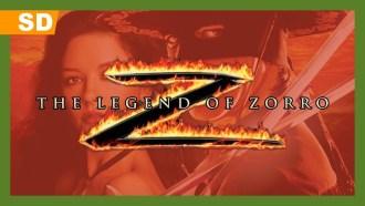La Légende de Zorro Bande-annonce (2) VO