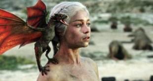 Game of Thrones : Des dragons plus grands que jamais dans la saison 7