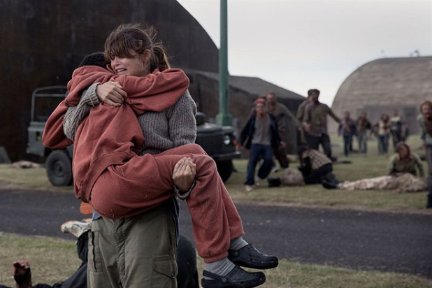 Gemma Arterton The Last Girl