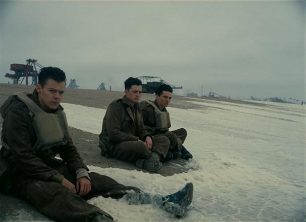 Christopher Nolan Dunkerque Fionn Whitehead Harry Styles