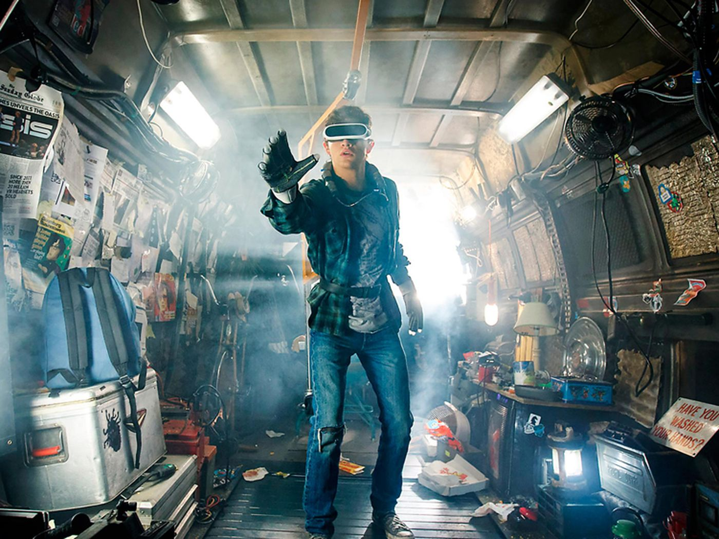 Ready Player One est le nouveau film de Steven Spielberg