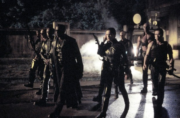 Retour sur Blade II de Guillermo Del Toro.