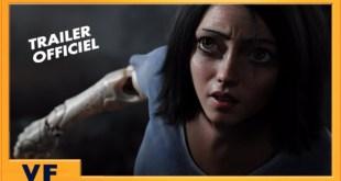 Alita : Battle Angel Bande-annonce (2) VF
