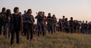The Walking Dead : le final sera la conclusion de 8 saisons