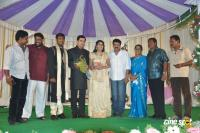 Actress Navya Nair Marriage Wedding reception Photos (29)
