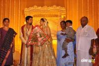 Rambha reception Actress wedding Reception Photos