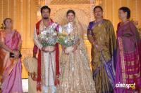 Rambha Reception Photos Actress Rambha marriage Reception Photos (28)
