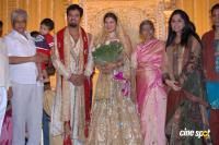 Rambha Reception Photos Actress Rambha marriage Reception Photos