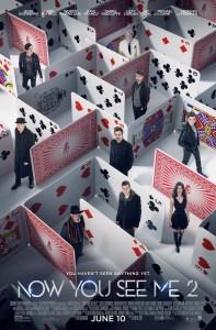 poster los ilusionistas secuela