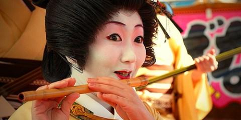 Fascinación por las geishas en Kyoto