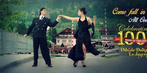 El amor eterno de Bollywood en Saanen (Suiza)