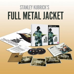 Full Metal Jacket cofanetto home video 4K
