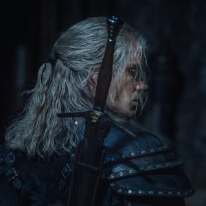 The Witcher 2 foto Geralt