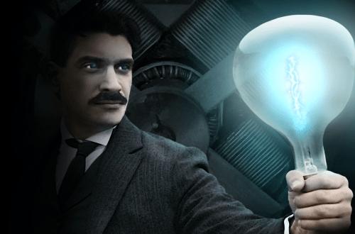 Nikola Tesla cortometraggio
