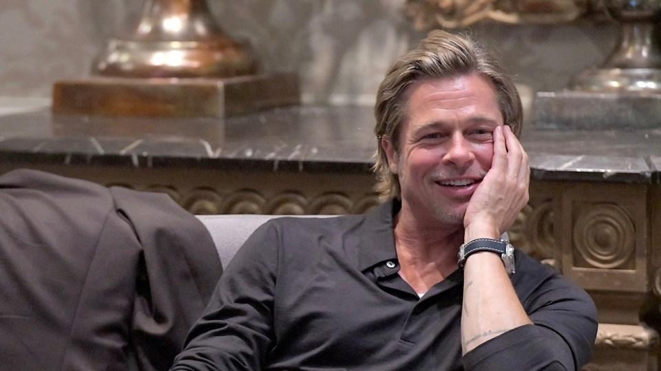 Brad Pitt Bullet Point