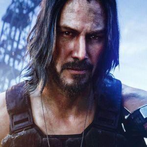 Keanu Reeves videogame Cyberpunk