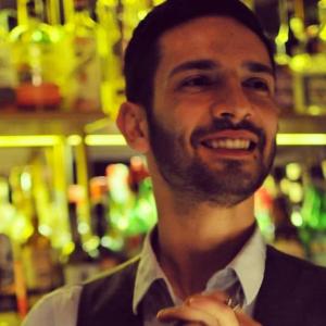 Bartender Daniele D'Ercole