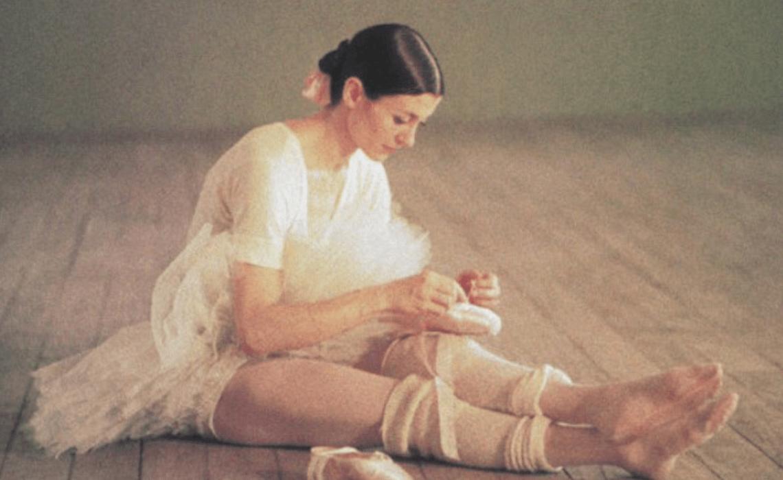 Carla Fracci film rai