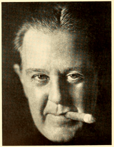 A portrait of Paul Nicholson