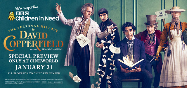 films getting delayed The Personal History Of David Copperfield