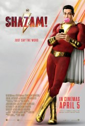 Shazam! April 2019 movie