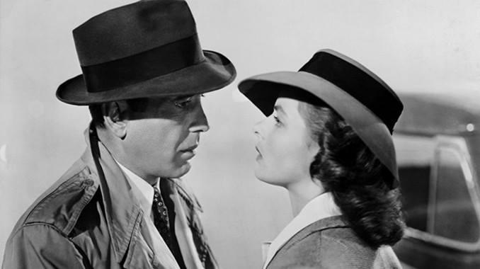 Film in bianco e nero, Casablanca