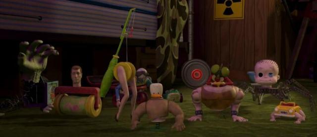 Toy Story, i 10 traumi cinematografici