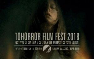 Locandina della XVIII edizione del ToHorror FilmFest