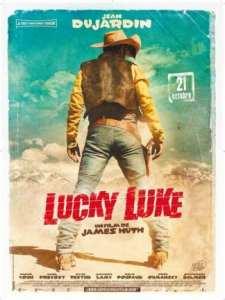 """Locandina di """"Lucky Luke"""""""