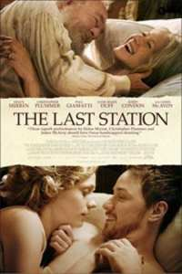 "Locandina di ""The Last Station"""