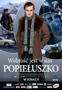 "Locandina di ""Popieluszko"""