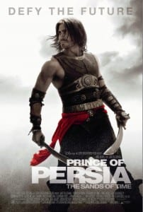 "Locandina di ""The Prince of Persia"""