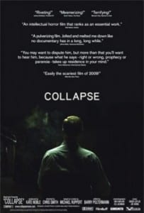 "Locandina di ""Collapse"""