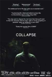 """Locandina di """"Collapse"""""""