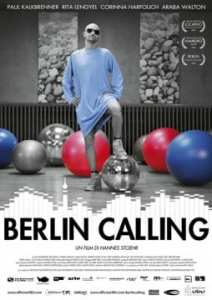 "Locandina di ""Berlin Calling"""