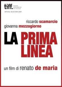 """Locandina de """"La Prima Linea"""""""