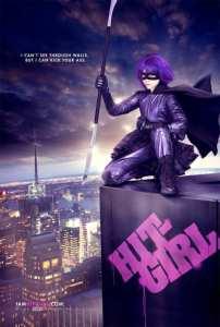 Character poster di Hit Girl