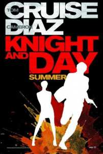 "Locandina di ""Knight and Day"""
