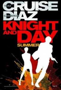 """Locandina di """"Knight and Day"""""""