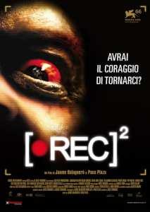 "Locandina italiana di ""Rec 2"""
